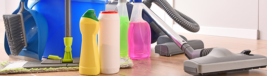 Equipement de nettoyage
