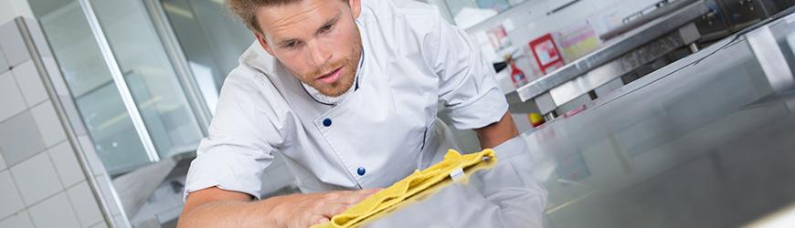 Hygiène cuisine et linge