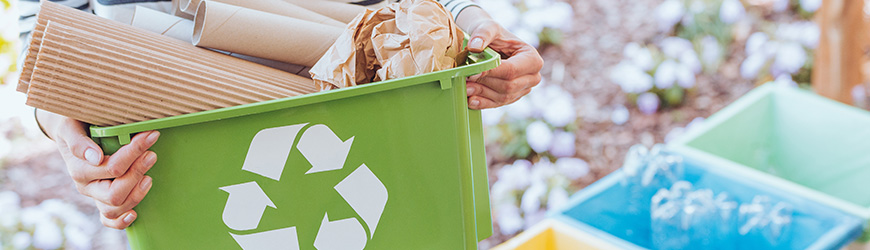 Récupération des déchets