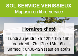 Magasin Sol Service