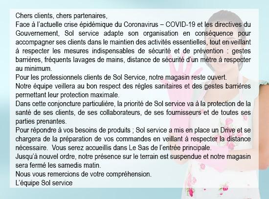 Info Sol service